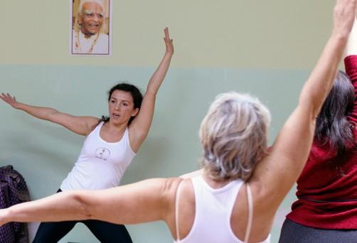 Kurs jogi dla początkujących