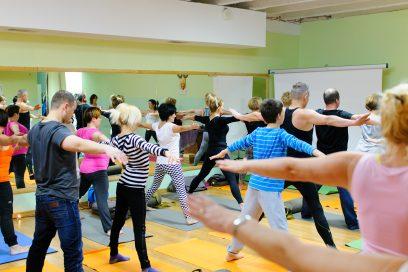 Rozpoczynamy rok kursem jogi dla początkujących
